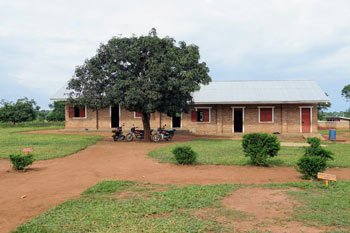 One block of a Building Tomorrow Primary School