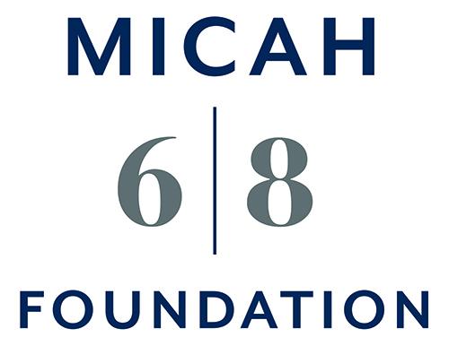 Micah 6:8 Foundation