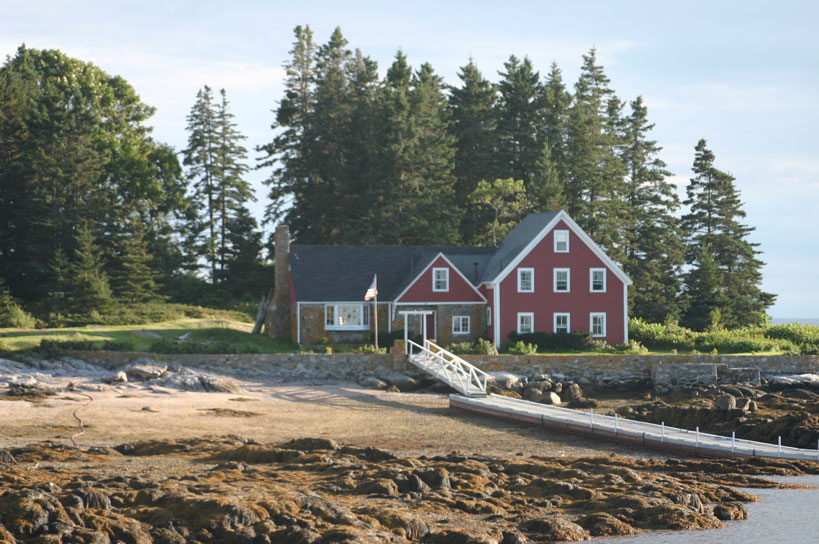 Building tomorrow build a school night items for How much to build a house in maine