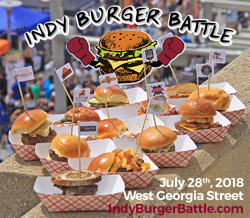 Indy Burger Battle 2018