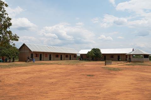 A Building Tomorrow Primary School Compound