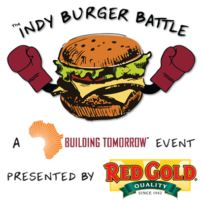 The Indy Burger Battle, a Building Tomorrow event presented by Red Gold